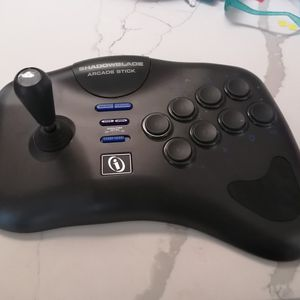 Shadowblade Arcade Stick For Playstation 2 Ps2 for Sale in Garden Grove, CA