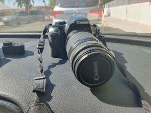 Canon rebel xsi for Sale in Phoenix, AZ