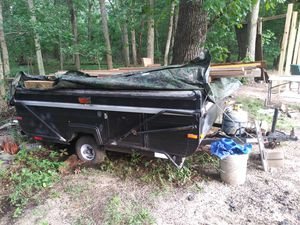 Pop up camper serous buyers only ((lower price)) for Sale in Vineland, NJ