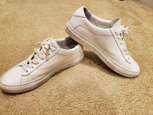 Koio Capri Triple White (Premium Men's Leather Shoes) for Sale in Belmont, CA
