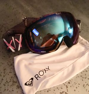 Brand New Roxy PopScreen Snowboard Womens Goggles - Sonar Lens for Sale in Denver, CO