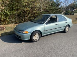 1992 Honda Civic for Sale in Clinton, MD