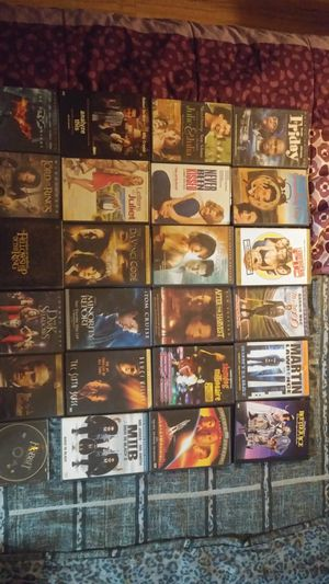60 DVD'S for Sale in Holbrook, MA