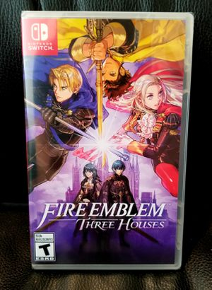 Fire Emblem 3 Houses Switch New Factory SEALED for Sale in Oak Glen, CA