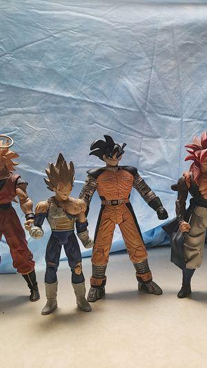 Dragon Ball Z figures for Sale in Phoenix, AZ