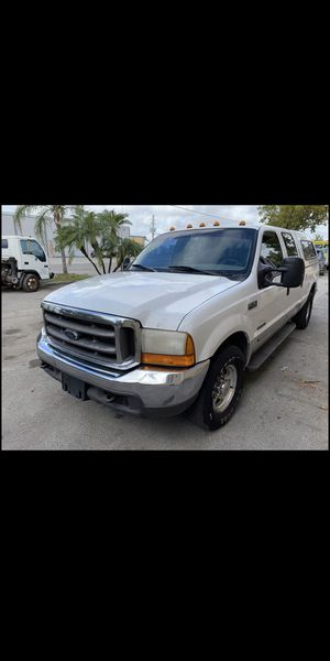 2000 Ford F250 Super Duty Crew Cab Short Bed for Sale in Mary Esther, FL