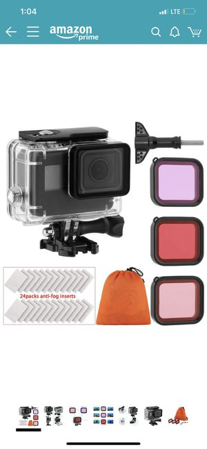 GoPro case brand new in box for Sale in Tinley Park, IL