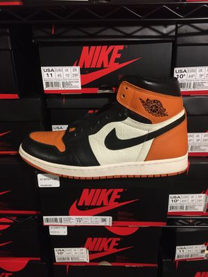 1:1 Nike Air Jordan Shattered Backboard Size 10.5 for Sale in Oakland, CA