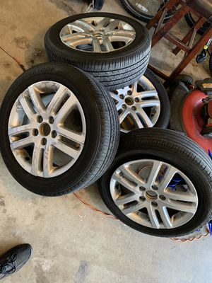 Tires and rims for sale for Sale in Deltona, FL