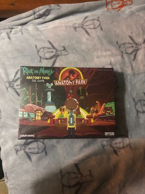 Rick and morty board game for Sale in Whittier, CA