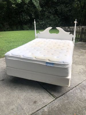 Queen Mattress Set for Sale in Charlotte, NC