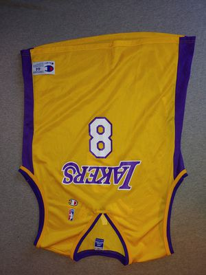 Kobe Bryant #8 Jersey, Champion (LG, fits like XL) NBA for Sale in Hamburg, NY