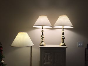 3-set Lamps for Sale in Kennesaw, GA
