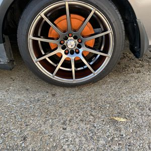Fr1 18x9.5 Univelsal for Sale in Chicago, IL