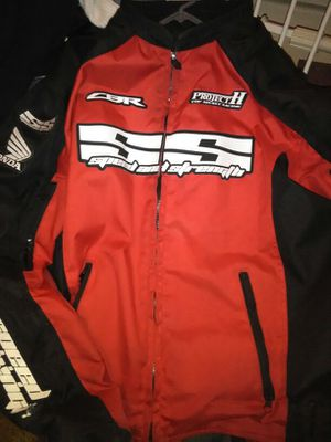 Honda CBR Speed and Strength Motorcycle Jacket for Sale in Detroit, MI