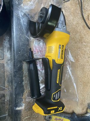 Xr brushless grinder TOOL ONLY NEW$110 price firm for Sale in Charlotte, NC
