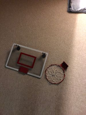 Basketball hoop door for Sale in Oak Lawn, IL