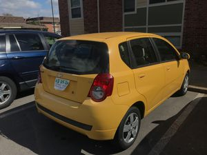 Chevy aveo 2010 for Sale in Tulsa, OK