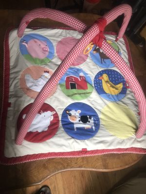 Pottery barn kids play mat for Sale in Denver, CO