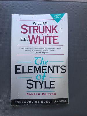 Elements of Style for Sale in Kailua-Kona, HI