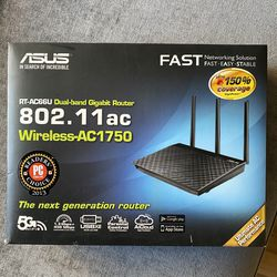 ASUS RT-AC66U for Sale in New York,  NY