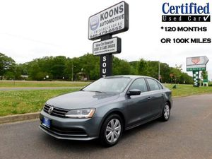 2017 Volkswagen Jetta for Sale in Fredericksburg, VA