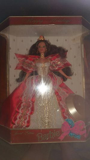 10th anniversary holiday barbie for Sale in Dracut, MA