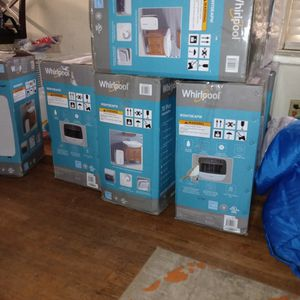 """KEEP THE AIR CLEAN FROM CORONA VIRUS WITH A NEW WHIRLPOOL DEHUMIDIFIER"" for Sale in Decatur, GA"