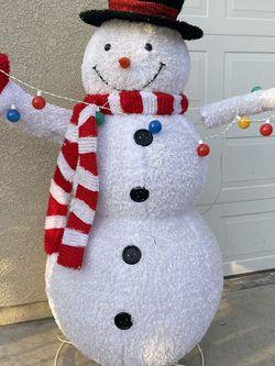Snow Man for Sale in Dinuba,  CA