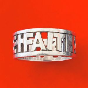 James Avery Sterling Silver 925 Faith Hope and Love Ring size 8 1/4 for Sale in San Antonio, TX