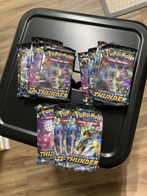 Pokemon Boosters Assorted for Sale in Ontario, CA