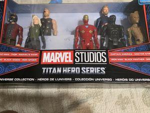 Marvel studios figures total of 7 for Sale in Garden Grove, CA
