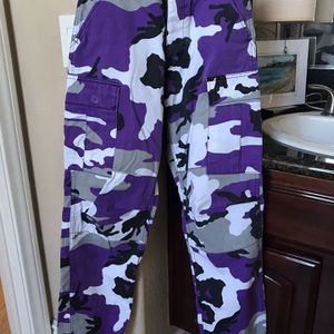 Rothco Tactical BDU Cargo Pants Size XS for Sale in Chula Vista, CA