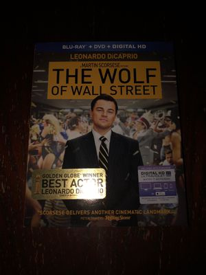 The Wolf of Wall Street for Sale in Phoenix, AZ