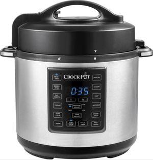 Crock pot ~ express crock multi-cooker for Sale in Glendale, CA