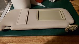 Toyota Camry Oxgord Visor Assembly with mirror for Sale in Ravenswood, WV