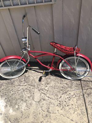 Lowrider bike for Sale in Stockton, CA