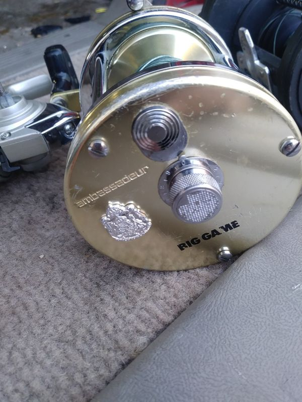Fishing Reels For Parts