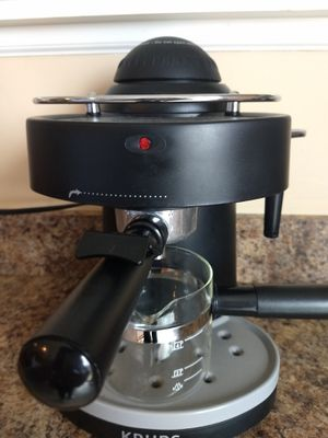 Krups Steam Espresso Maker for Sale in Plainfield, IL