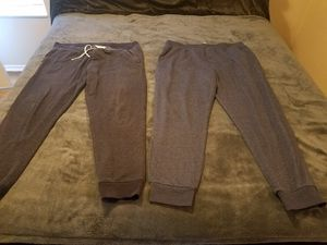 2 navy men joggers for Sale in Lexington, SC