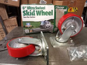 Skid wheels for Sale in Bedford Park, IL