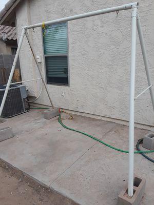 Porch swing frame for Sale in Queen Creek, AZ