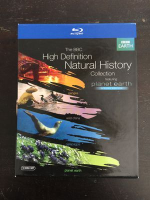 The BBC High Definition Natural History Collection featuring Planet Earth for Sale in Pasadena, CA