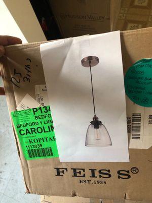 Hanging Light Fixture for Sale in Manhattan Beach, CA