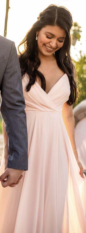 Lulus's blush pink maxi dress for Sale in Edinburg, TX