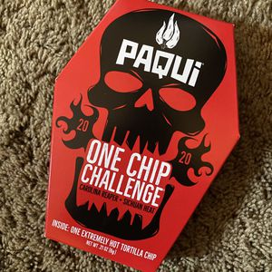 Paqui One Chip Challenge for Sale in Torrance, CA