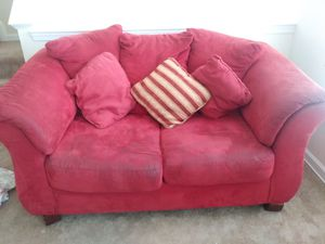 Couch, loveseat, two end tables with matching coffee table for Sale in Silver Spring, MD