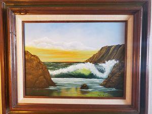Framed painting for Sale in Hemet, CA