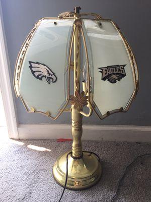 RARE! Philadelphia Eagles table touch lamp! for Sale in Philadelphia, PA