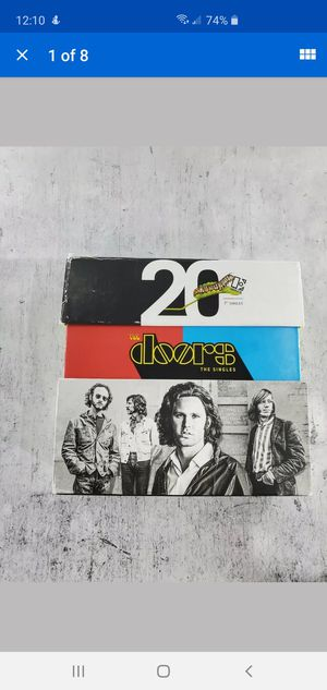 THE DOORS~THE DOORS: THE SINGLES Limited Edition Vinyl for Sale in San Leandro, CA
